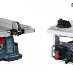 Bosch 4100 vs GTS 1031 Review