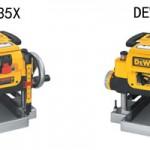 Dewalt Planer DW735 vs DW735x Review