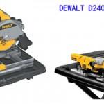 Dewalt d2400 vs Dewalt d2400s Review