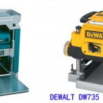 Makita 2012nb vs Dewalt dw735 Review
