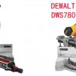 Milwaukee 6955-20 vs Dewalt DWS780 Review