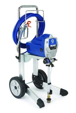 graco magnum 262805 x7 hiboy cart airless paint sprayer