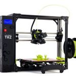 LulzBot TAZ 6 vs MakerGear M2 Review
